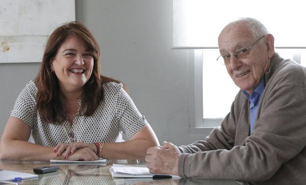 Mari Cruz Fernández-Llebrez, nueva directora del COF