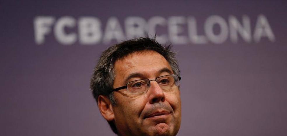 Bartomeu: «El club y los socios decidirían en qué liga jugaría el Barça en caso de independencia»