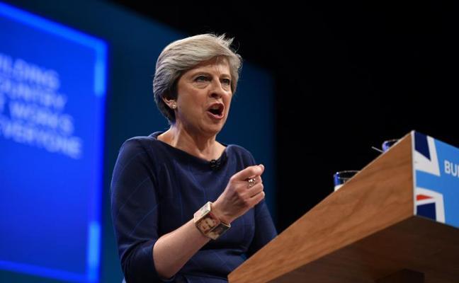 Theresa May se prepara para «cualquier resultado» en la negociación con la UE