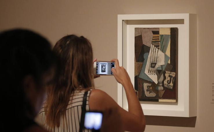 El Museo Thyssen de Málaga acoge la exposición 'Juan Gris, María Blanchard y los cubismos' (1916-1927)'