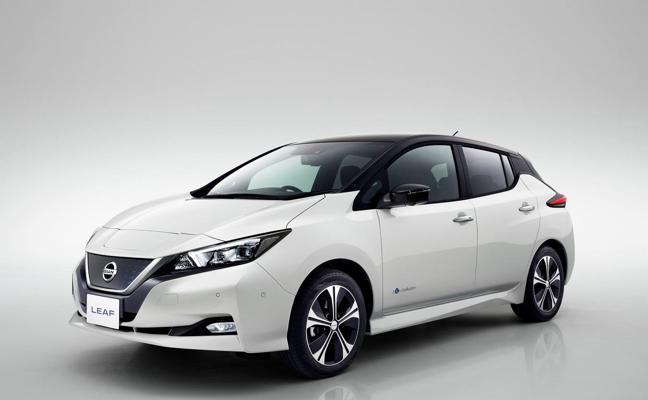 Nissan Leaf, asalto eléctrico
