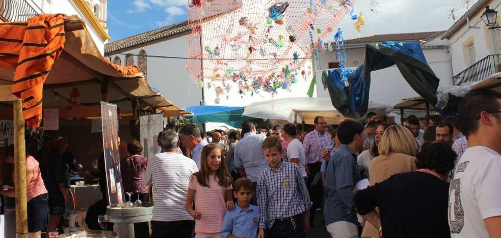 Arte y caza en Arriate y Las Navas, el eje de Andalucía