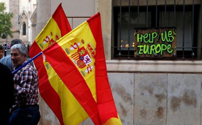 Caceroladas para contrarrestar el independentismo