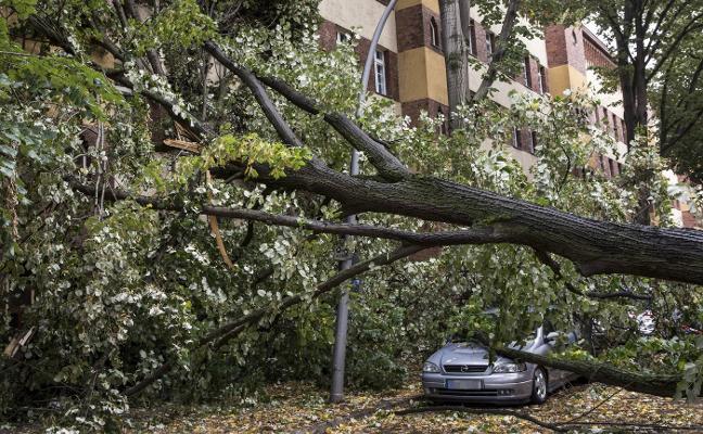 El temporal causa nueve muertos en Europa