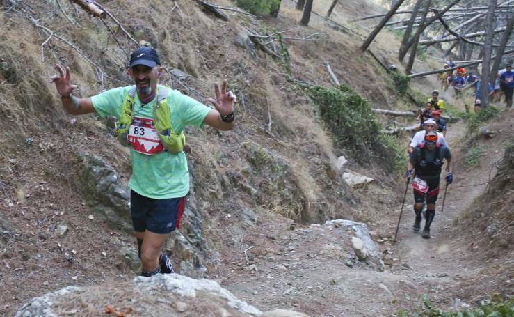 Fotos de los participantes en el II Trail Caixabank Ciudad Málaga