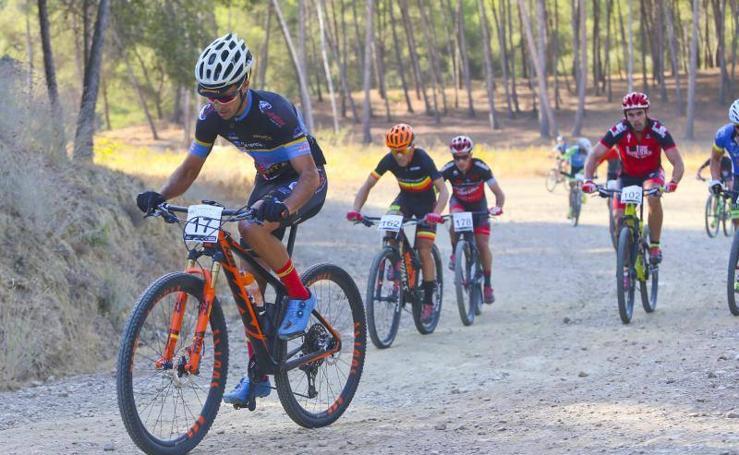 Fotos de la III Bokerón Bike de Málaga