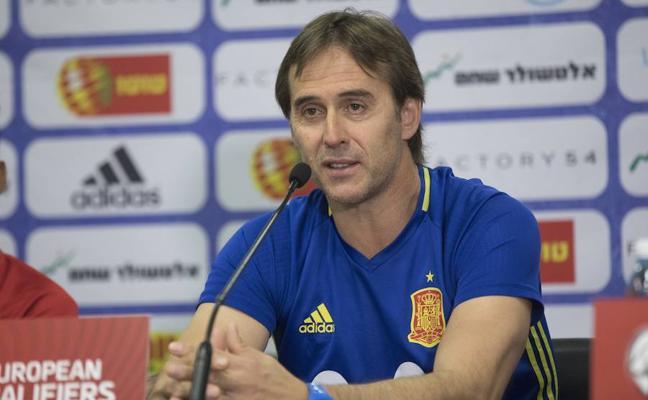 Lopetegui: «Busquets tiene pasión por su profesión y juega al fútbol como los ángeles»
