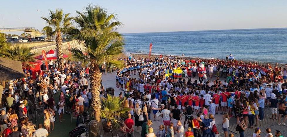 El Mundial de Menores de Pádel, una fiesta internacional del deporte