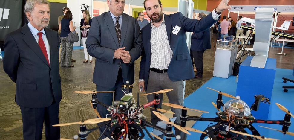 El mercado andaluz de drones generará 140 millones de negocio