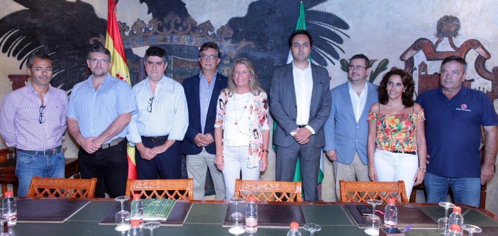 La pequeña y mediana empresa apremia a la alcaldesa de Marbella a acelerar trámites urbanísticos