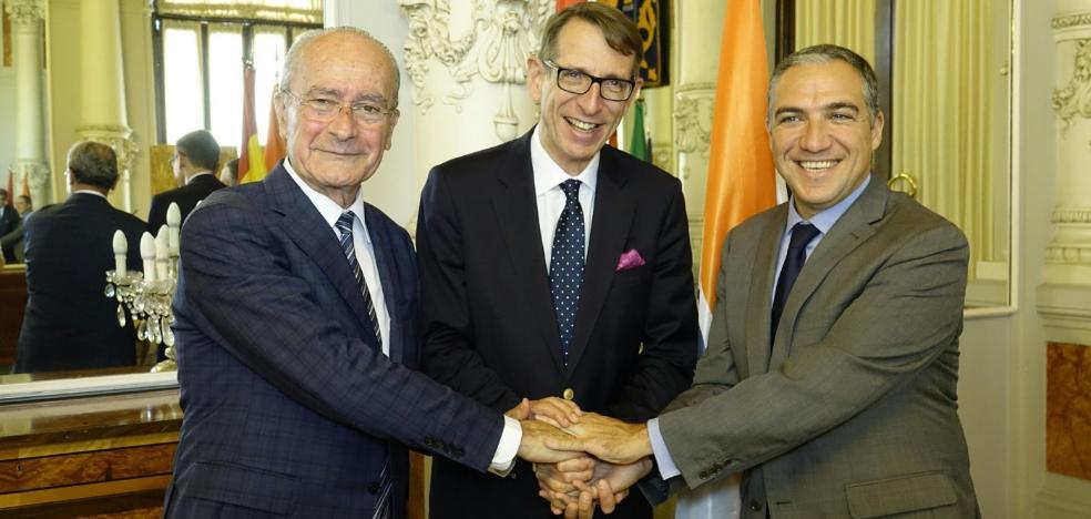 Málaga acogerá en 2018 una cumbre mundial de empresarios indios