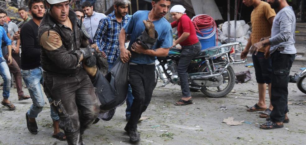 Una nueva facción yihadista en Siria anuncia su objetivo de crear un califato