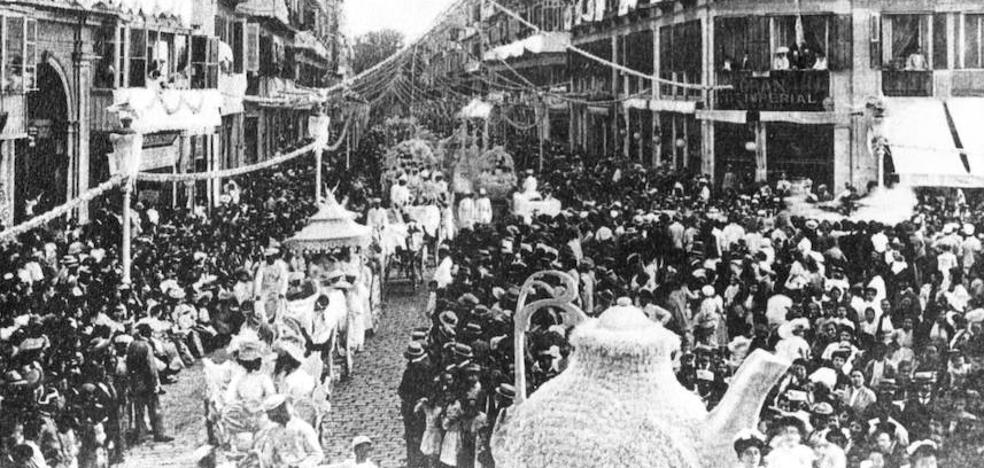 ¿Por qué los Larios no estuvieron en la inauguración de su calle?