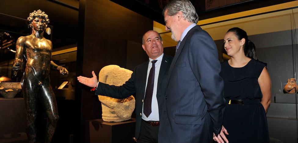 El Efebo de Antequera se expone en el Museo Arqueológico Nacional