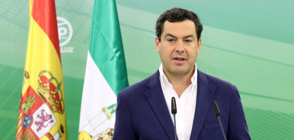 Moreno avanza que el PP se opondrá al Presupuesto que el Gobierno aprueba hoy