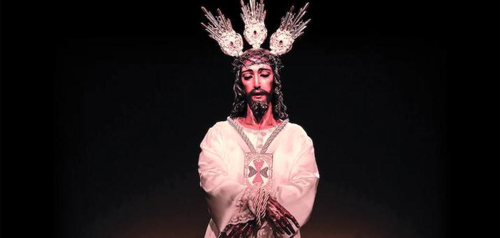 Póster conmemorativo de la restauración del Cautivo, este domingo gratis con SUR
