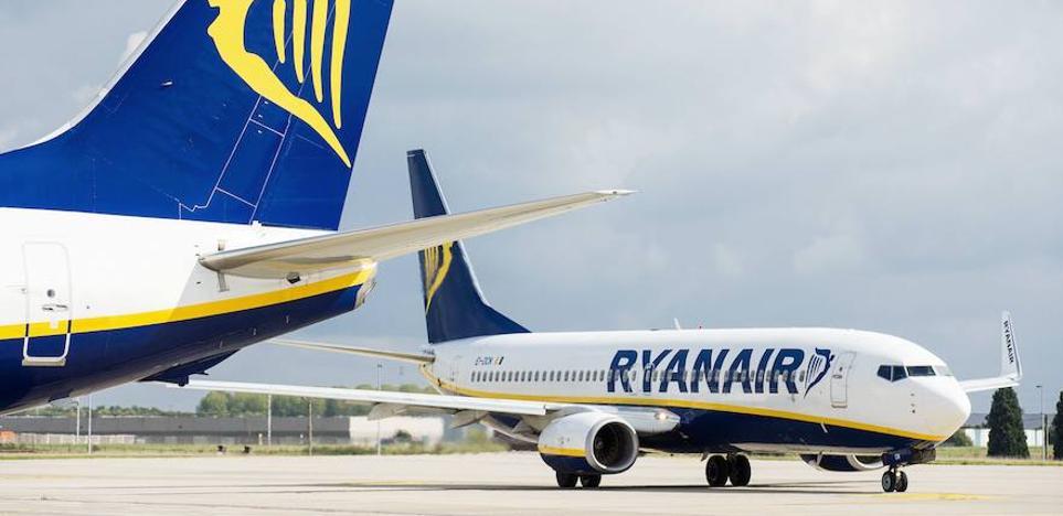 La huelga general en Francia obliga a cancelar vuelos de Ryanair en Málaga