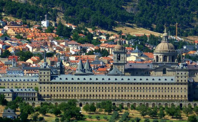 San Lorenzo de El Escorial, la debilidad de Felipe II