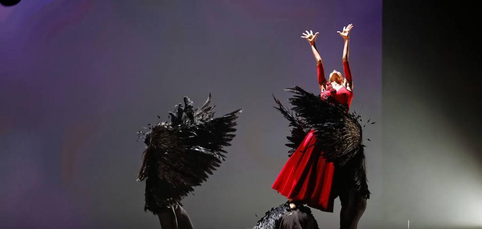 Víctor Ullate trae al Ciclo de Danza del Teatro Cervantes una versión remozada de 'El amor brujo'