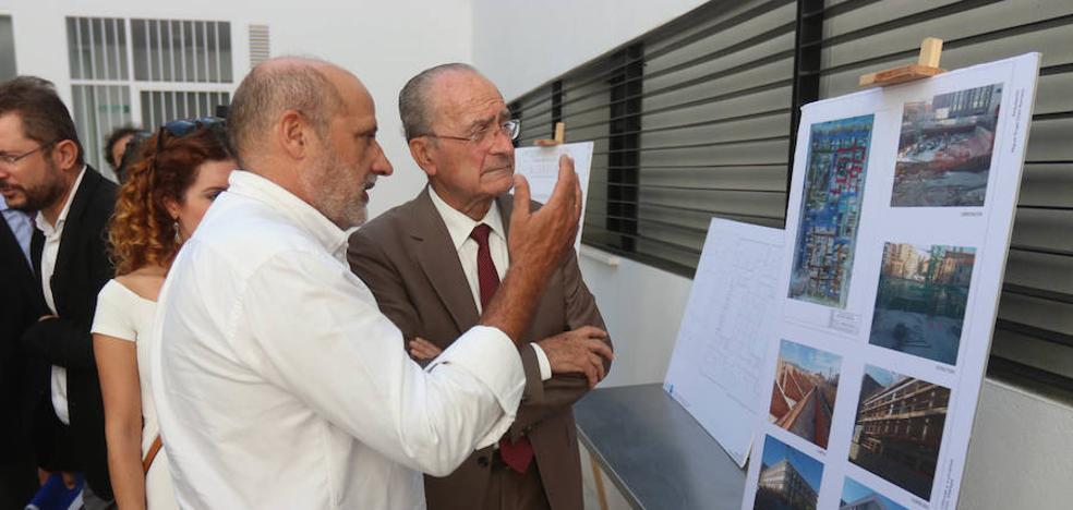 De la Torre supedita la construcción de grandes promociones de VPO en alquiler a que el Gobierno y la Junta las fomenten