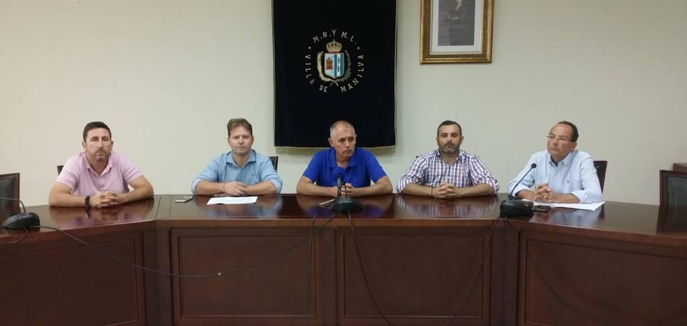 IU y PP mantienen su apoyo al alcalde de Manilva tras la acusación de prevaricación y malversación