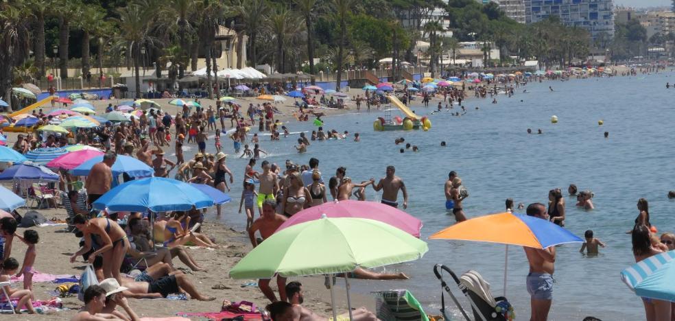 Marbella prepara mejoras en sus playas para 2018