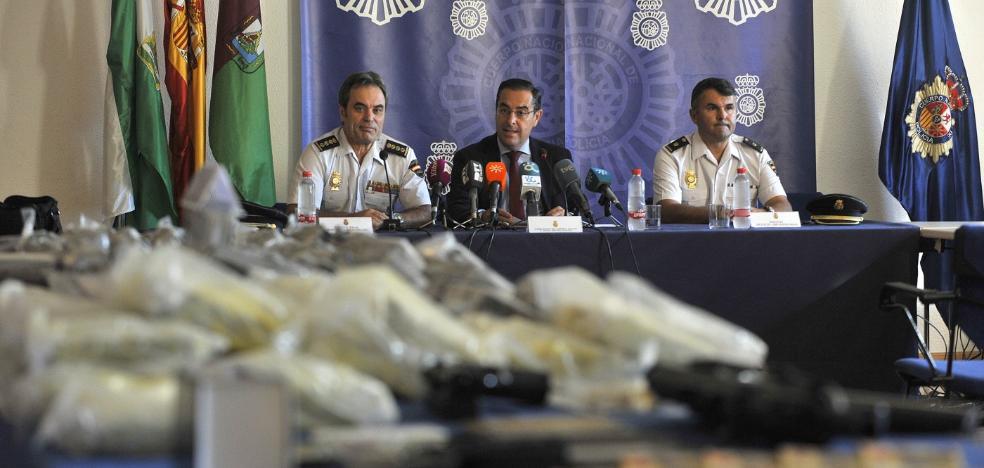 Interceptan 100 kilos de cocaína que se transportaban de Marbella al Reino Unido