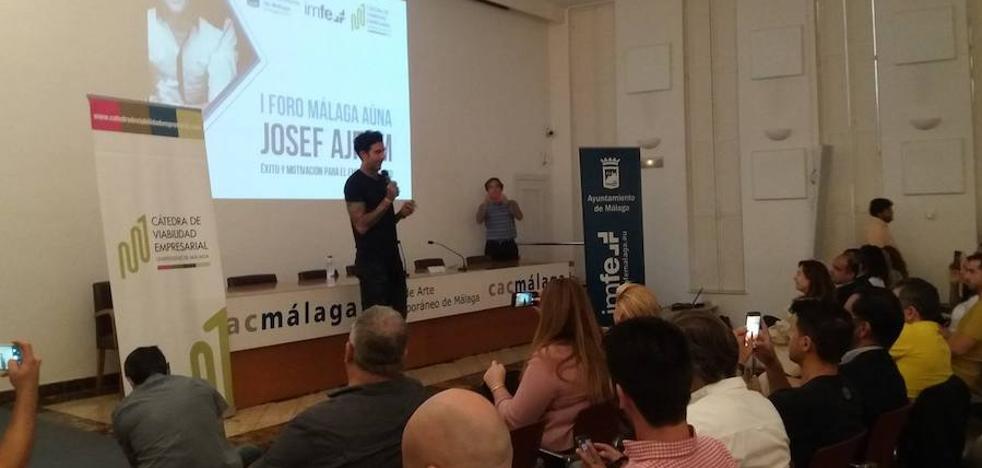 El I Foro Málaga Aúna organizado por el IMFE culmina con aforo completo y gran éxito