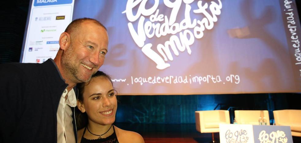 García Aguado: «Los jóvenes tomáis decisiones con más información y con más prepotencia»