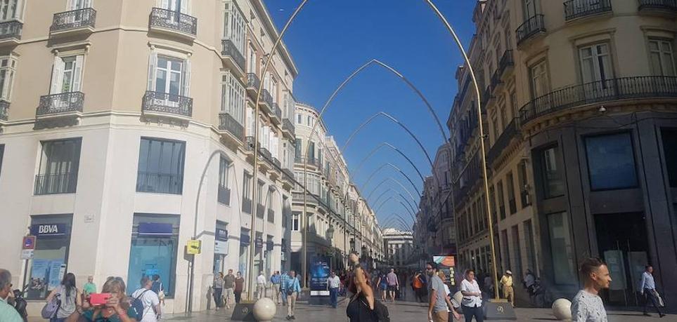 El encendido de las luces de Navidad en Málaga en 2017 será el 24 de noviembre
