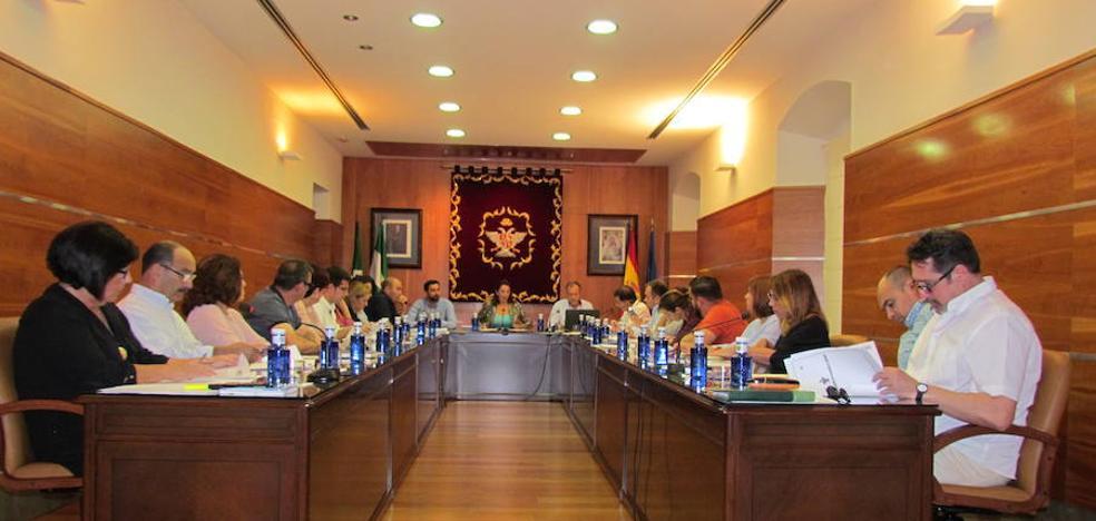 La oposición rechaza los presupuestos de 2018 para Alhaurín el Grande