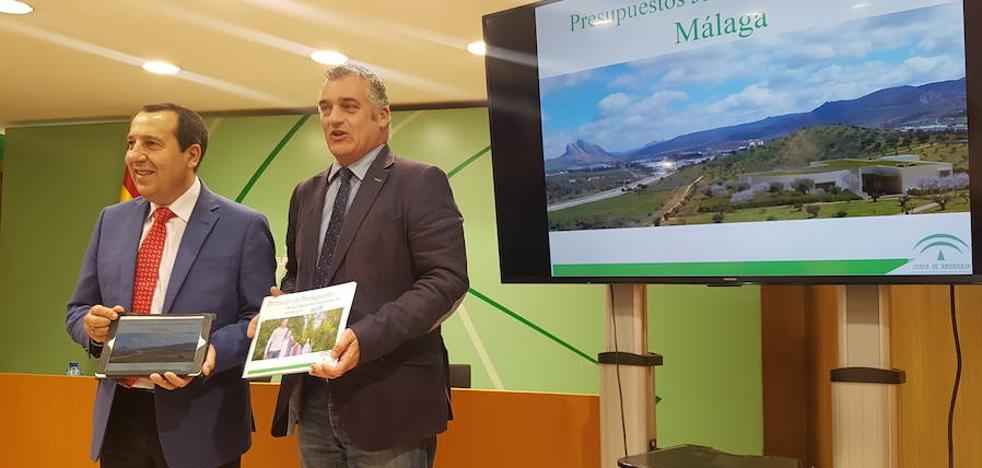 Los Presupuestos de la Junta prevén fondos para iniciar las principales depuradoras pendientes en Málaga