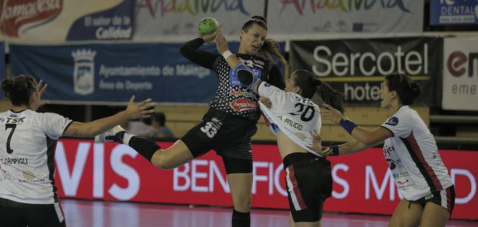 El Rincón Fertilidad juega hoy ante el Adesal la final de la XVI Copa de Andalucía
