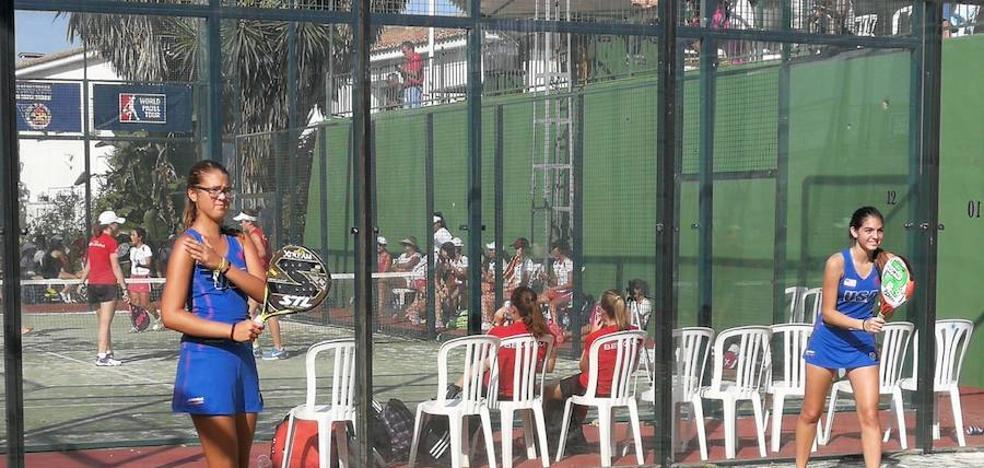 España encara hoy la fase final del Mundial de Menores de Pádel