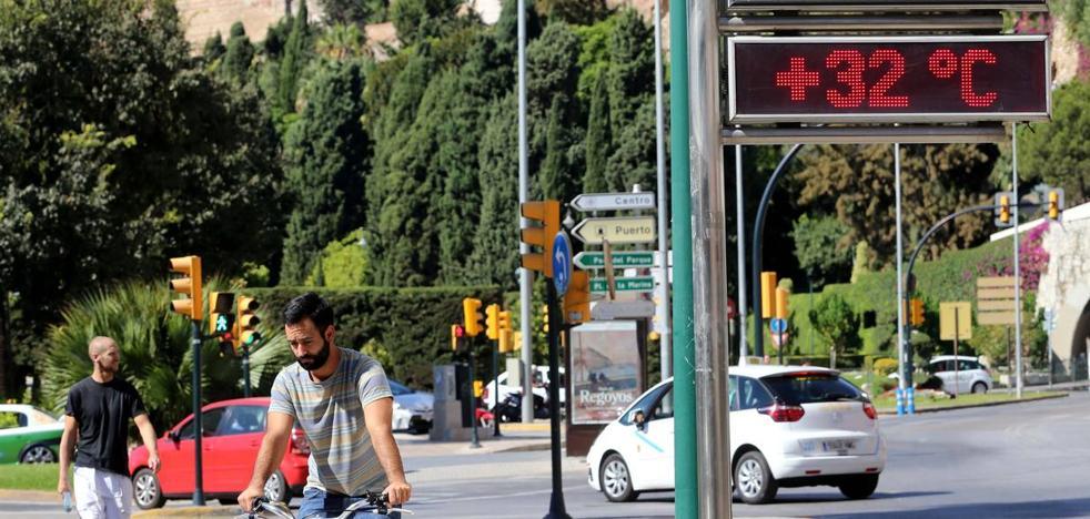 El 'veroño' se hace fuerte en Málaga