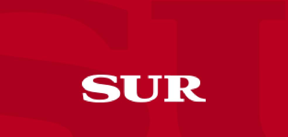 Herido un hombre tras caerse una parte de una terraza en El Palo