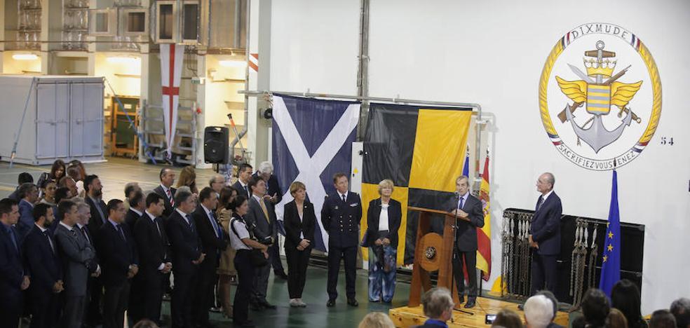 De la Torre: «Málaga es una ciudad amiga de Francia»