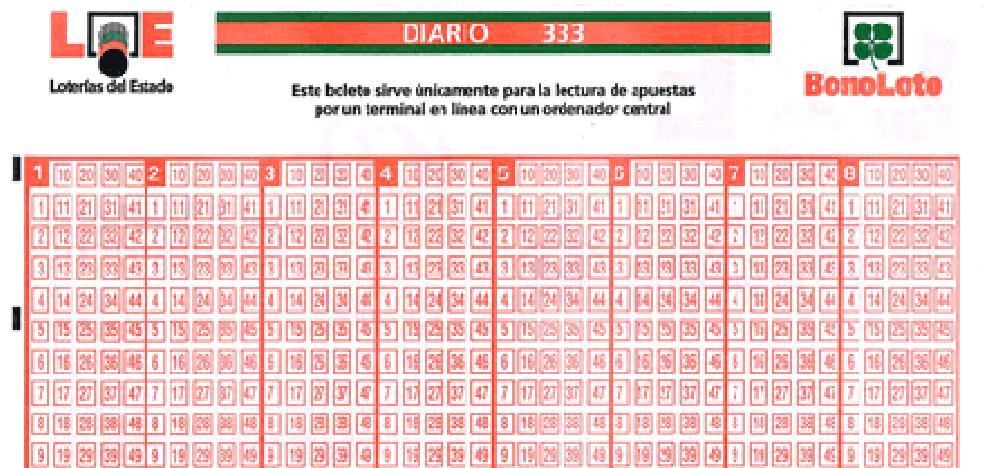 Un acertante de San Pedro de Alcántara recibirá más de 42.000 euros en la Bonoloto