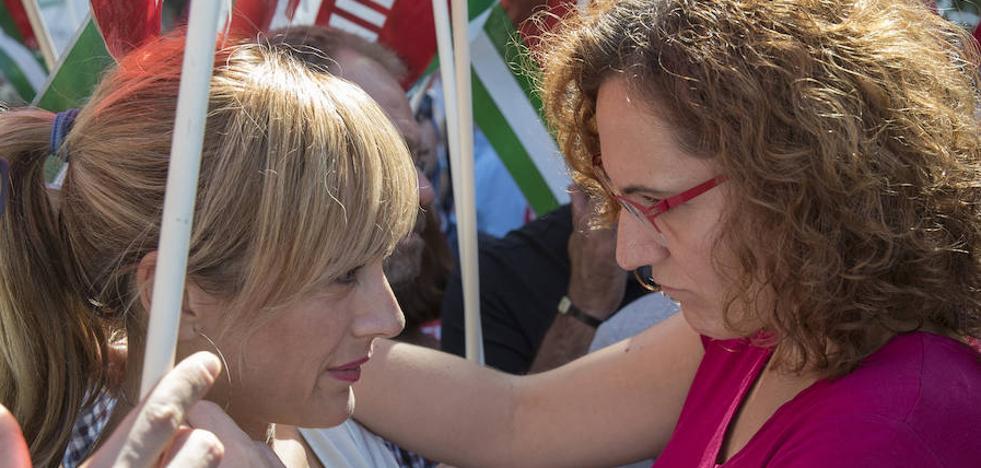 El poder sindical con rostro de mujer