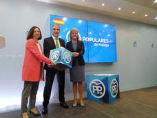 El PP califica de «decepcionantes» los presupuestos de la Junta en Málaga