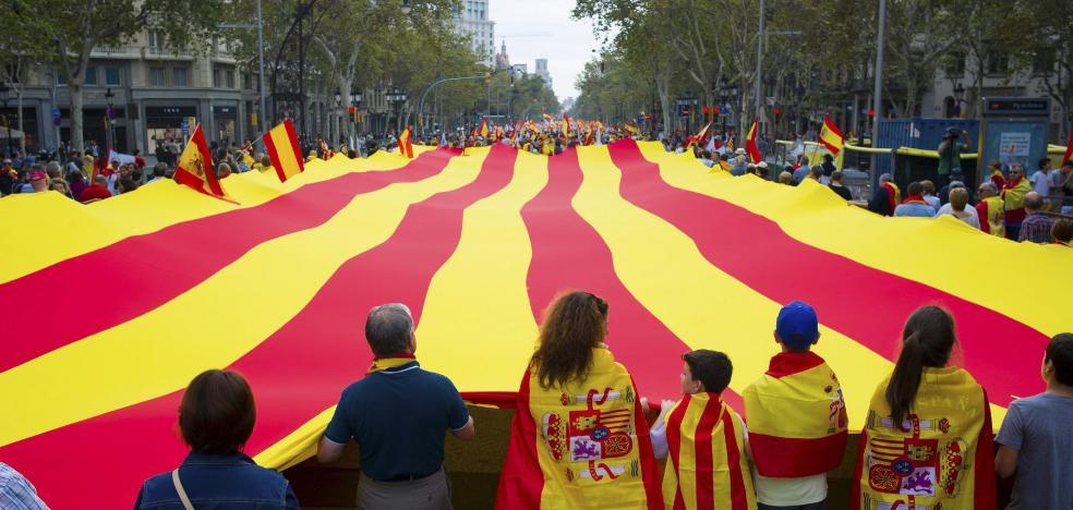 El masivo 12-0 de Barcelona planta cara por segunda vez a Puigdemont