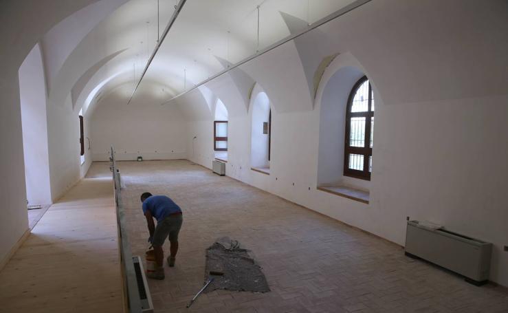 El convento de San Andrés de Málaga resucita