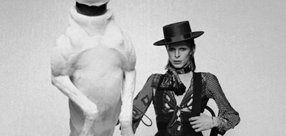 David Bowie estuvo en Barcelona