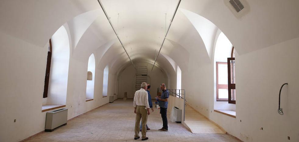 El convento de San Andrés resucita
