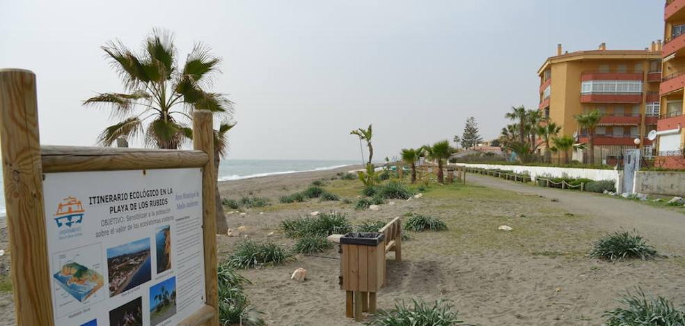 El Parlamento andaluz rechaza proteger las dunas de Torre de Benagalbón