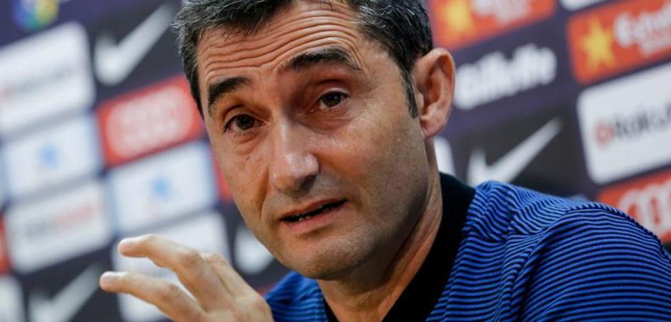 Valverde: «Nos adaptaremos al menú, a la vajilla y a todo»