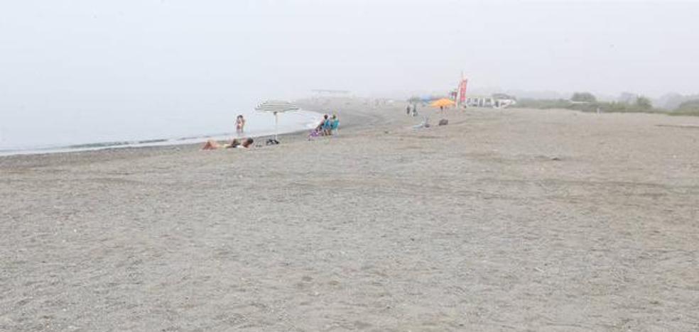 Rescatan el cuerpo sin vida de un hombre en la playa de Guadalmar