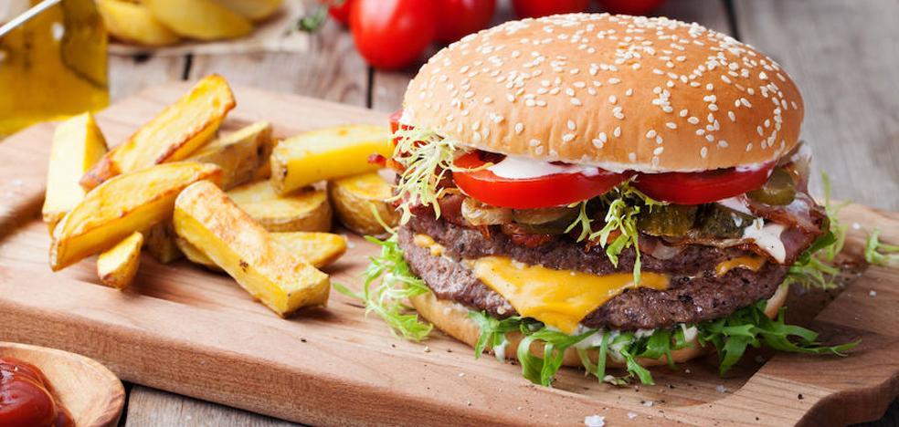 La guerra de las hamburguesas se libra en Málaga