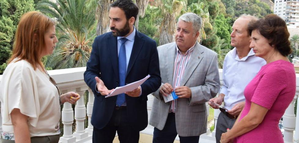 """El PSOE propondrá ayudas en el IBI para beneficiar a las clases medias """"adaptándose a la realidad social de Málaga"""""""
