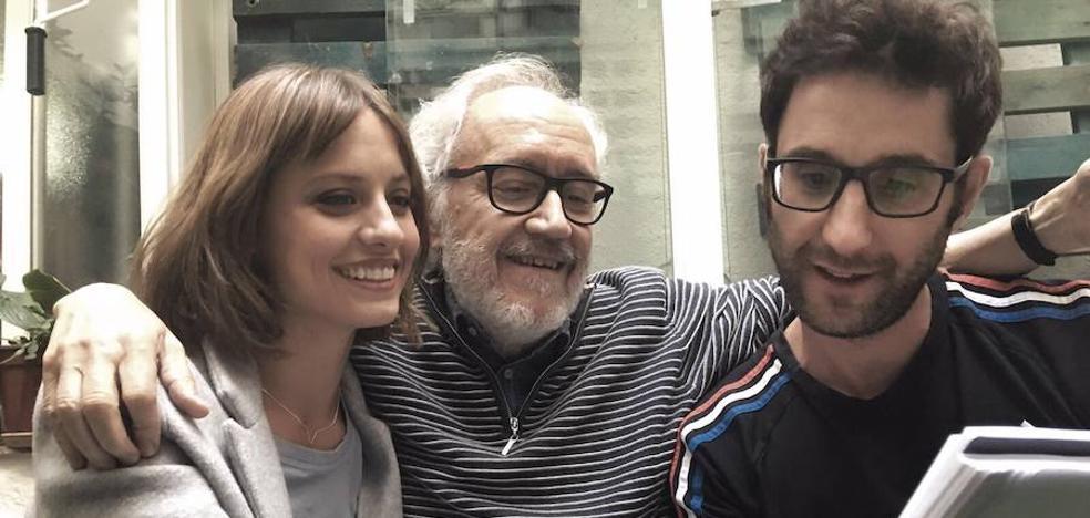 Dani Rovira vuelve a rodar con el director de 'Ocho apellidos vascos'
